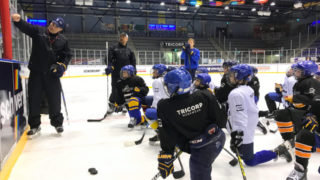 IJshockey Herfstkamp 2018 Tilburg Trappers
