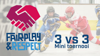 MIni toernooi fairplay en respect