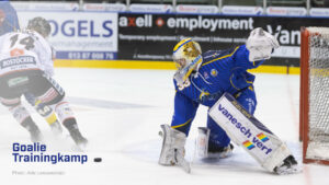 Goalie trainingskamp Tilburg Trappers Mei 2019